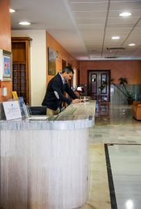 Hotel Toboso Almuñécar, Hotel  Almuñécar - big - 25