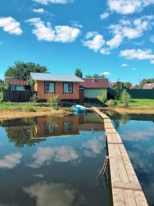 Cottage on Zagorodnaya, Kúriák  Osztaskov - big - 15