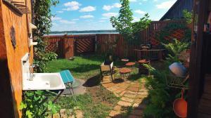 Cottage on Zagorodnaya, Kúriák  Osztaskov - big - 18