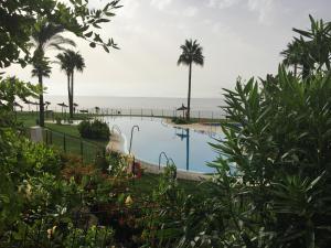 Mi Capricho Con Vistas Al Mar Y A La Piscina, Apartmanok  Sitio de Calahonda - big - 11