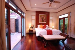 Les Palmares Villas, Курортные отели  Банг Тао Бич - big - 8