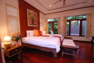 Les Palmares Villas, Курортные отели  Банг Тао Бич - big - 64