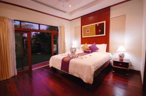 Les Palmares Villas, Курортные отели  Банг Тао Бич - big - 4
