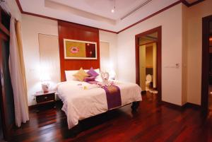Les Palmares Villas, Курортные отели  Банг Тао Бич - big - 3