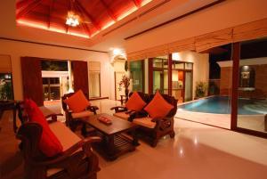 Les Palmares Villas, Курортные отели  Банг Тао Бич - big - 28