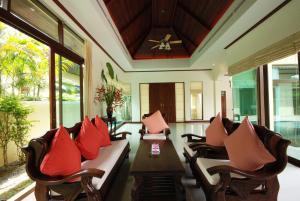 Les Palmares Villas, Курортные отели  Банг Тао Бич - big - 68