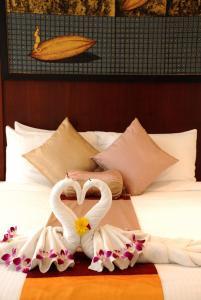 Les Palmares Villas, Курортные отели  Банг Тао Бич - big - 71