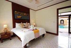 Les Palmares Villas, Курортные отели  Банг Тао Бич - big - 14