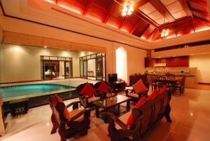 Les Palmares Villas, Курортные отели  Банг Тао Бич - big - 13