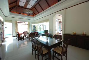 Les Palmares Villas, Курортные отели  Банг Тао Бич - big - 72