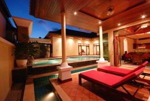 Les Palmares Villas, Курортные отели  Банг Тао Бич - big - 236