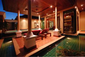 Les Palmares Villas, Курортные отели  Банг Тао Бич - big - 237
