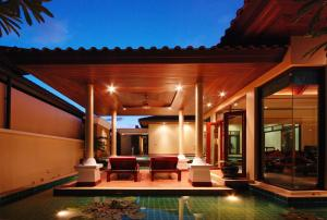 Les Palmares Villas, Курортные отели  Банг Тао Бич - big - 238