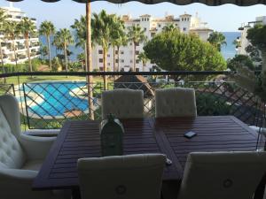 Mi Capricho Con Vistas Al Mar Y A La Piscina, Apartmanok  Sitio de Calahonda - big - 19
