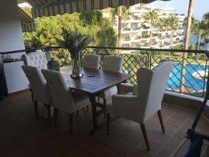 Mi Capricho Con Vistas Al Mar Y A La Piscina, Apartmanok  Sitio de Calahonda - big - 21