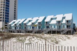 Ocean Reef 107 Condo, Ferienwohnungen  Gulf Shores - big - 23
