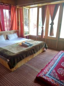 Tsashung Homestay,Hunder Nubra,Leh Ladakh, Проживание в семье  Лех - big - 2