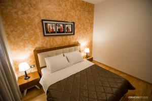 Hotel Flamingo, Hotel  Korçë - big - 13
