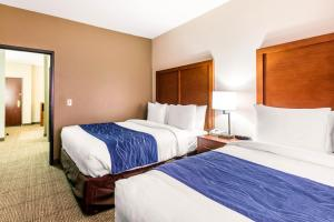 Comfort Inn & Suites IAH Bush Airport – East, Szállodák  Humble - big - 34