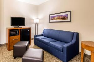 Comfort Inn & Suites IAH Bush Airport – East, Szállodák  Humble - big - 18