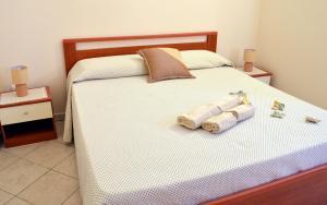Le Grotte, Bed and breakfasts  Castro di Lecce - big - 14