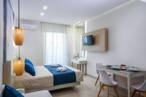 Marinos Beach Hotel-Apartments, Aparthotels  Platanes - big - 48