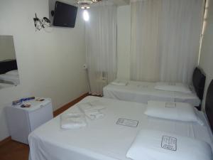 Hotel Turista, Hotels  Belo Horizonte - big - 12