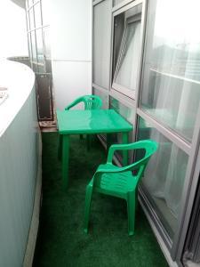 Apartment at Lemurya Orbi Residence, Apartmány  Batumi - big - 37