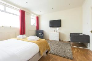 Platinum Apartments next to Camden Market, Апартаменты  Лондон - big - 24