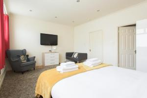 Platinum Apartments next to Camden Market, Апартаменты  Лондон - big - 36