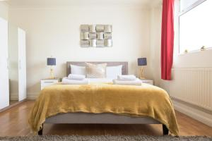 Platinum Apartments next to Camden Market, Апартаменты  Лондон - big - 37
