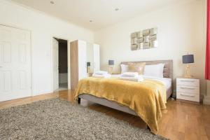 Platinum Apartments next to Camden Market, Апартаменты  Лондон - big - 44