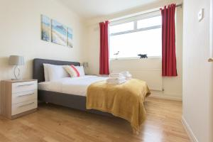 Platinum Apartments next to Camden Market, Апартаменты  Лондон - big - 45