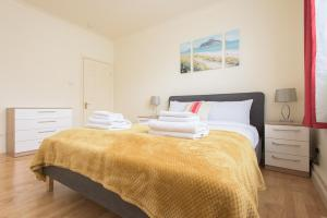 Platinum Apartments next to Camden Market, Апартаменты  Лондон - big - 47