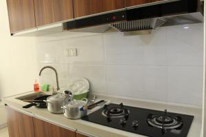 A condo in Diamond Island, Apartments  Phnom Penh - big - 20