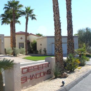 569 Quail Run Home Home, Holiday homes  Borrego Springs - big - 12