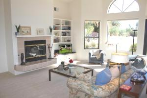 569 Quail Run Home Home, Holiday homes  Borrego Springs - big - 22