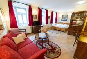 U Zvonu apartments, Ferienwohnungen  Český Krumlov - big - 27