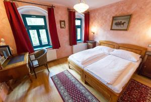 U Zvonu apartments, Ferienwohnungen  Český Krumlov - big - 59