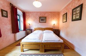 U Zvonu apartments, Ferienwohnungen  Český Krumlov - big - 60