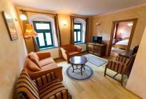 U Zvonu apartments, Ferienwohnungen  Český Krumlov - big - 61