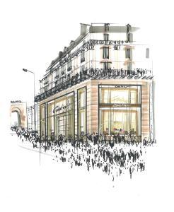 Luxury Suites Living, Apartmanok  Párizs - big - 37