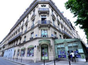 Luxury Suites Living, Apartmanok  Párizs - big - 43