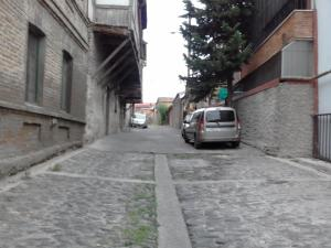 Room on Vezirova 3, Priváty  Tbilisi City - big - 46