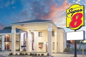 Super 8 by Wyndham Eufaula, Szállodák  Eufaula - big - 23