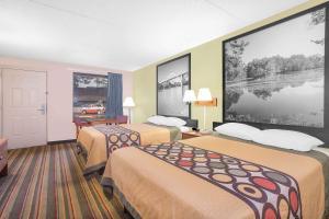Super 8 by Wyndham Eufaula, Hotels  Eufaula - big - 24