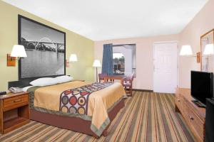 Super 8 by Wyndham Eufaula, Hotels  Eufaula - big - 29