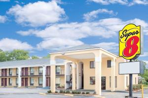 Super 8 by Wyndham Eufaula, Hotels  Eufaula - big - 1