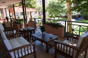 Hotel Gabrini, Hotely  Marina di Massa - big - 43