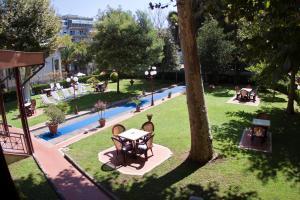 Hotel Gabrini, Szállodák  Marina di Massa - big - 42